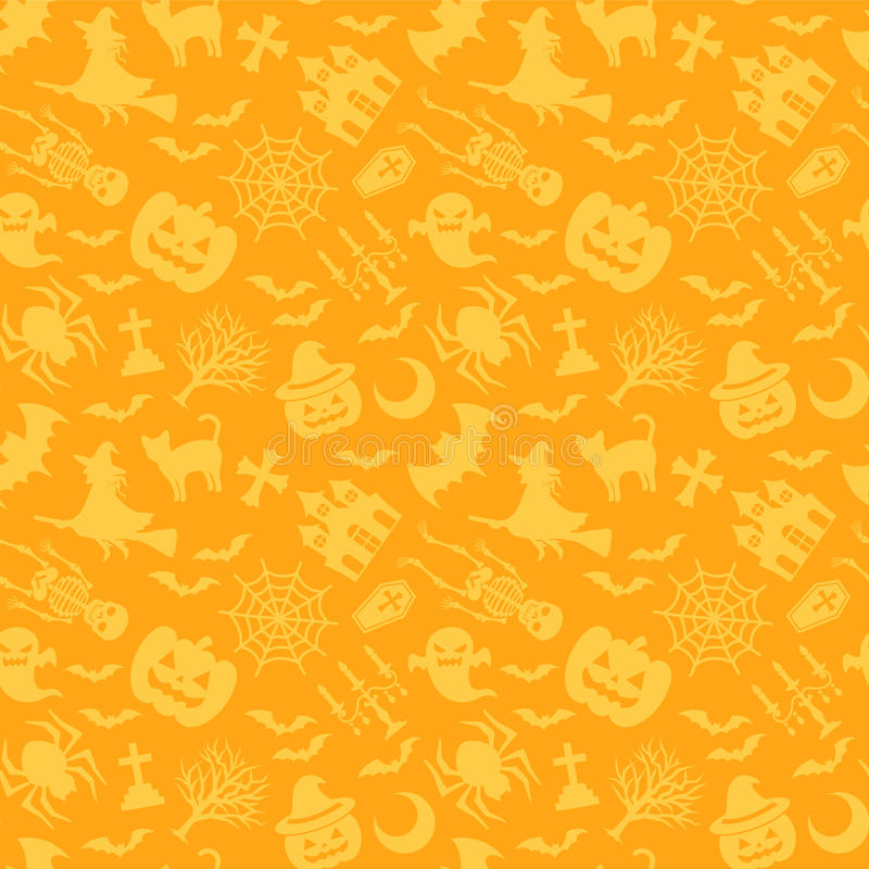 Free Halloween Background Royalty Free Stock Image - 21073146