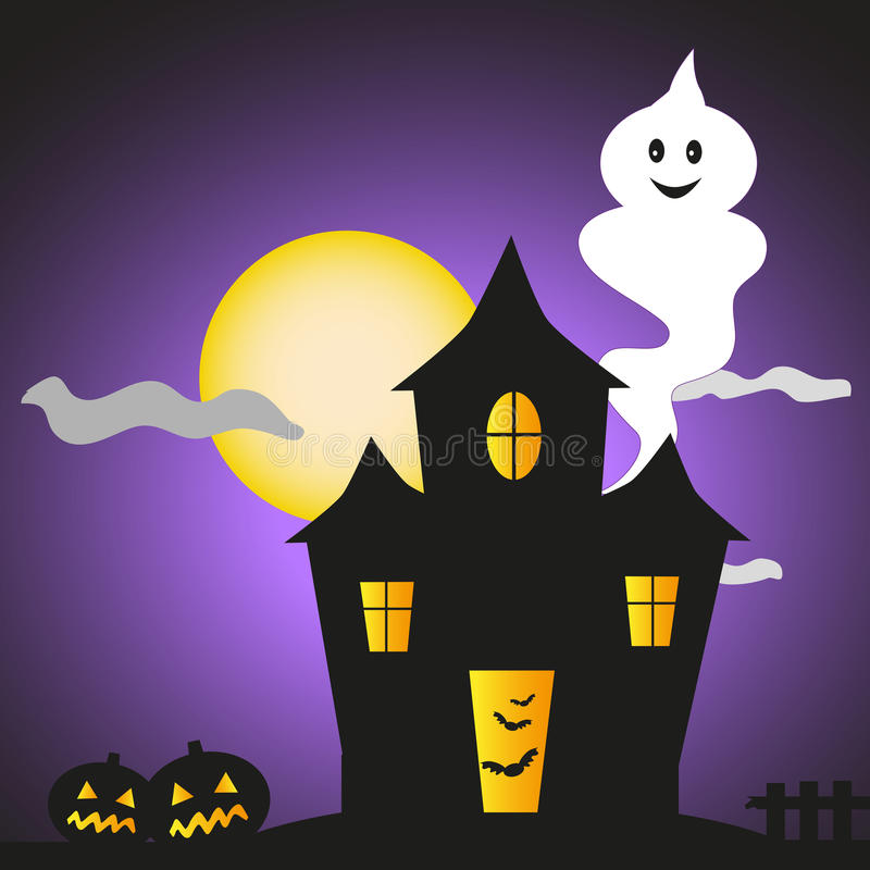 Download Halloween background stock vector. Illustration of smile - 21324242
