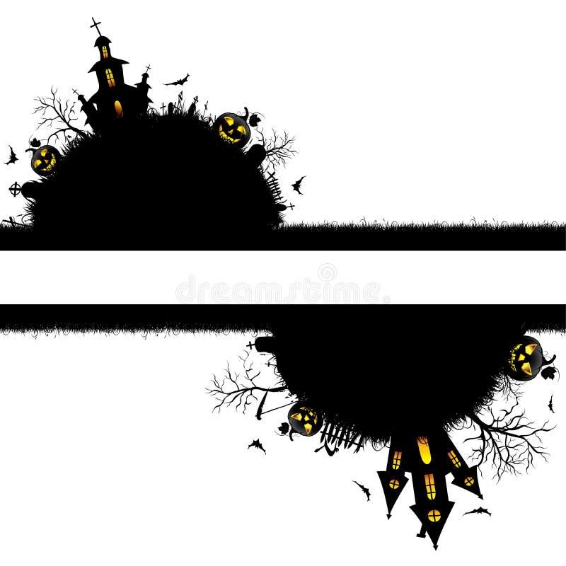 Download Halloween  background stock vector. Illustration of night - 26140896