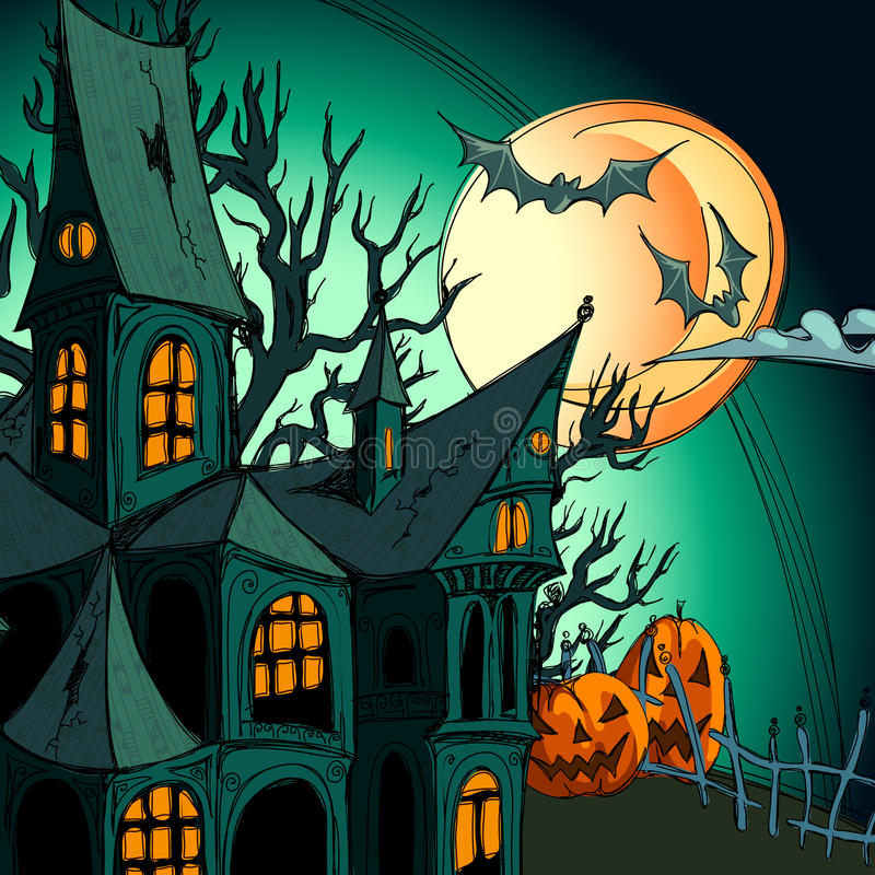 Download Halloween Background Royalty Free Stock Photos - Image: 26946158