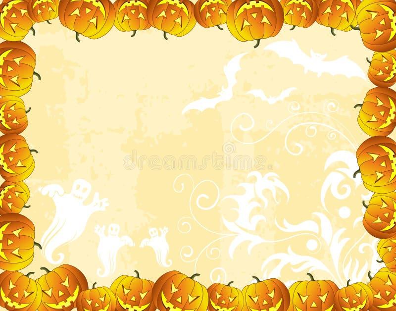 Download Halloween background stock vector. Image of vector, creative - 3162526
