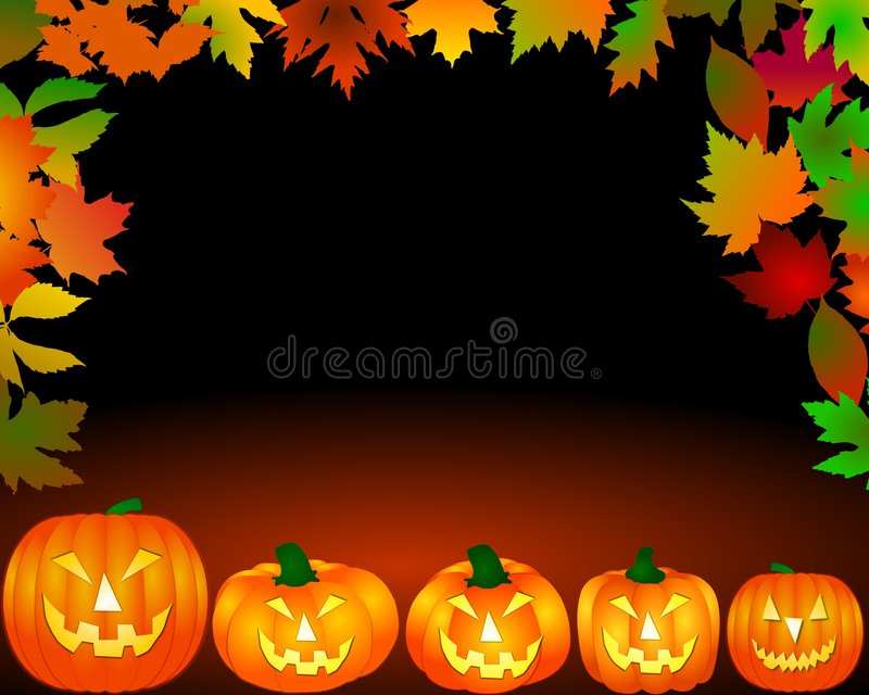 Download Halloween Background Royalty Free Stock Photos - Image: 5780798