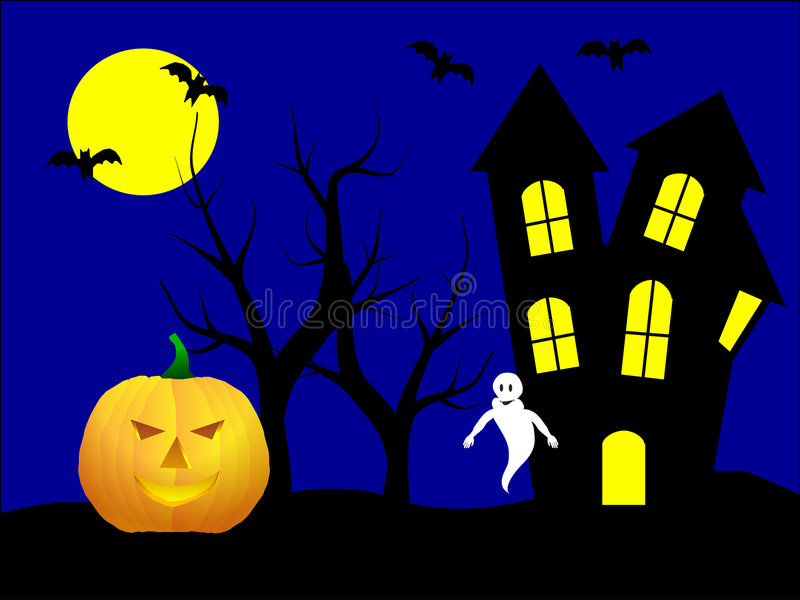 Download Halloween Background Stock Image - Image: 6059101