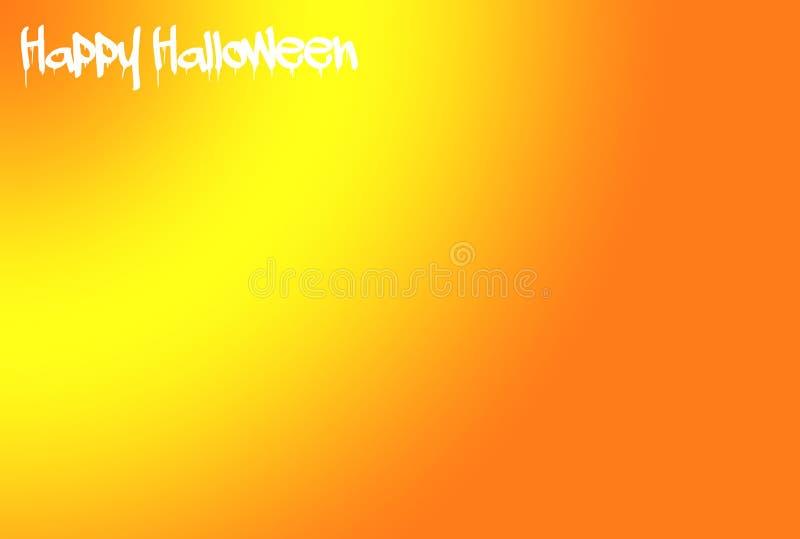 Halloween Background Orange stock images