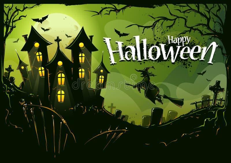 Download Halloween background stock vector. Illustration of season - 33965686