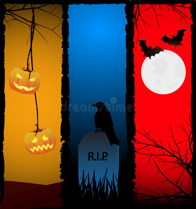 Free Halloween Backgrounds Stock Photo - 20044080
