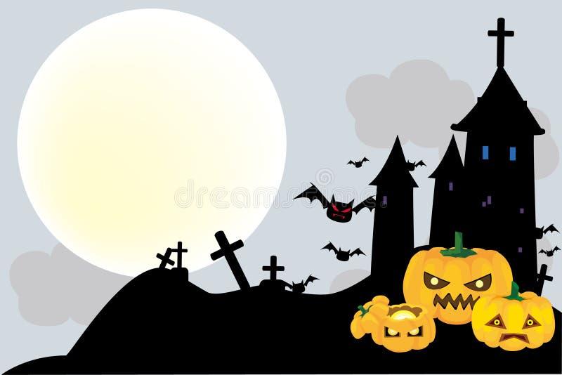 halloween banie ilustracja wektor