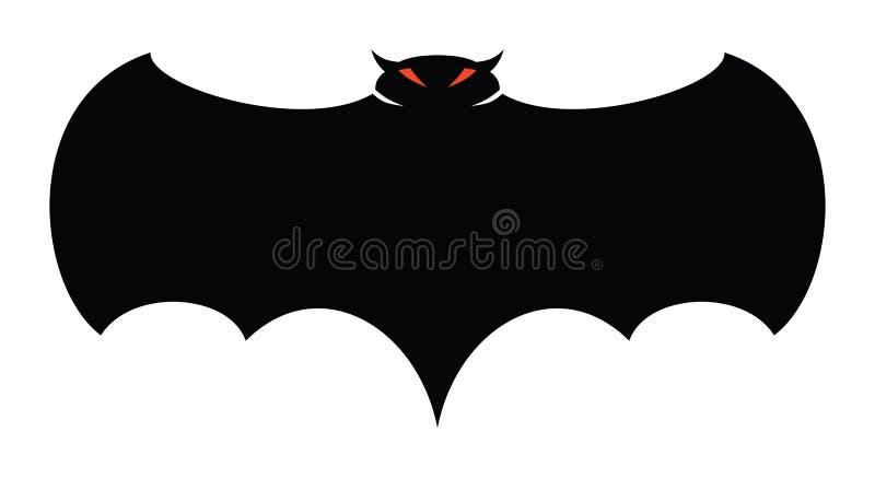 Halloween Bat 2 royalty free stock photography