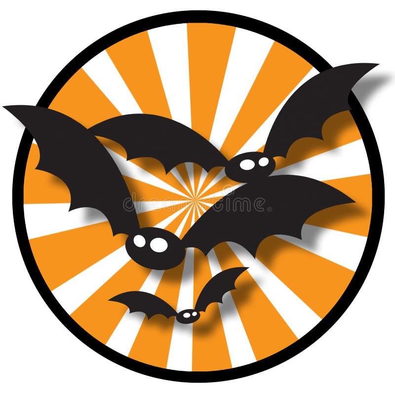 Halloween Bat Background