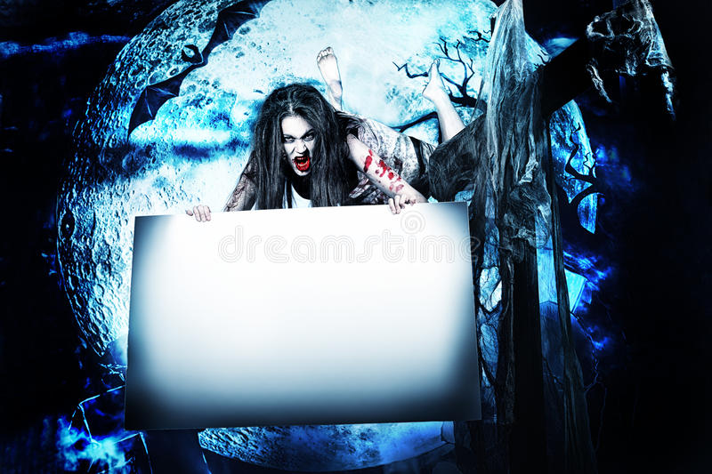 Download Halloween Board Royalty Free Stock Photography - Image: 27290337
