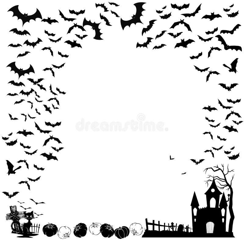 Halloween Border Stock Illustrations – 9,466 Halloween Border ...