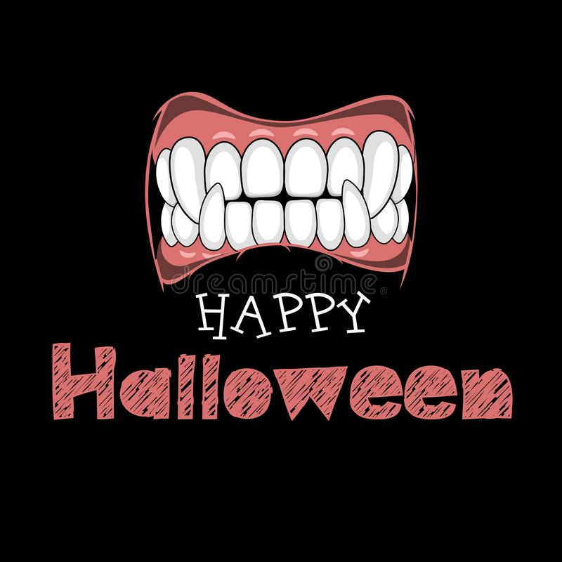 Halloween, bruja, sombrero, ejemplo, día de fiesta, negro, silueta, historieta libre illustration
