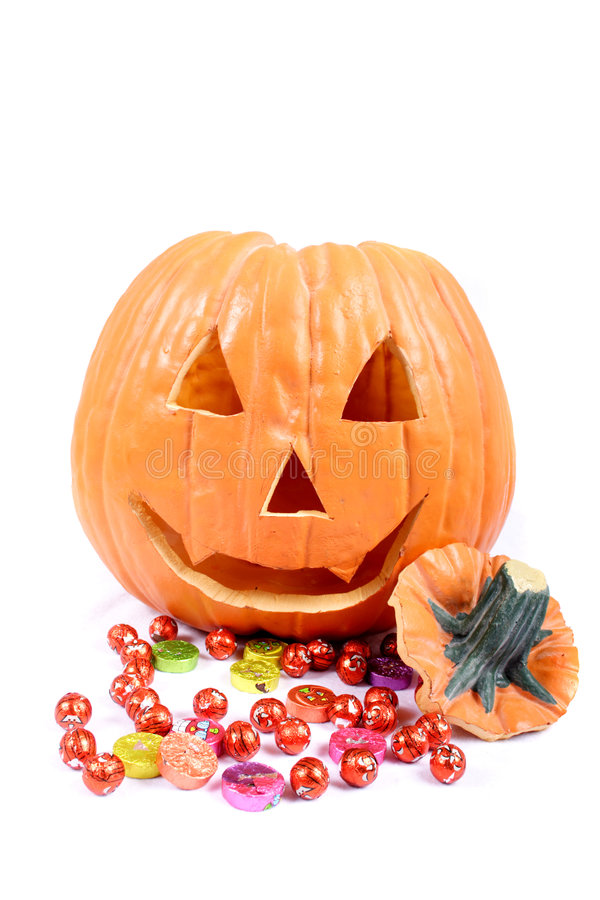 Download Halloween Candy stock photo. Image of pumpkin, haunting - 225454