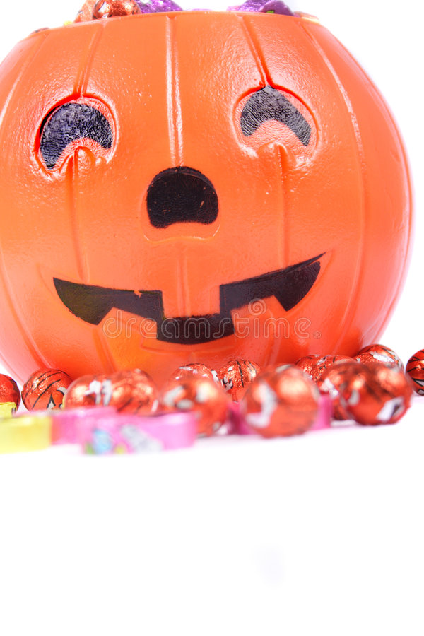 Download Halloween Candy stock photo. Image of treat, pumpkin, o - 225456