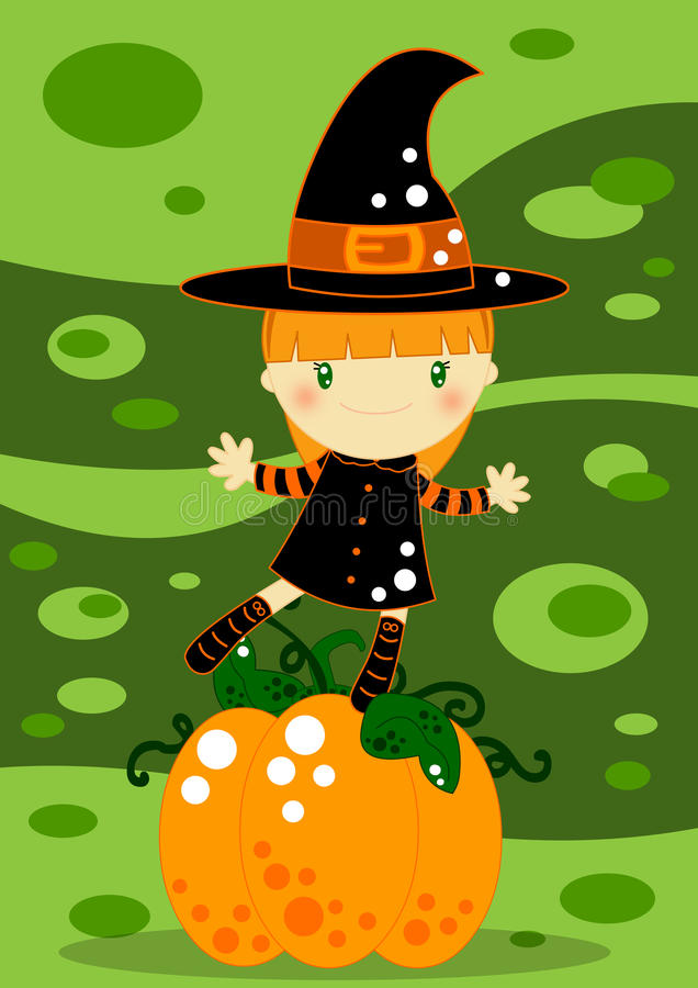 Download Halloween card stock illustration. Image of computer - 15938668