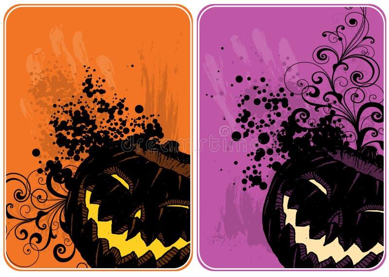 Download Halloween Card stock vector. Illustration of drop, design - 6755154