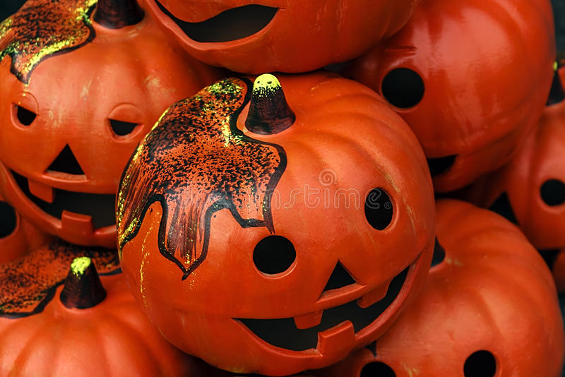 Download Halloween And Ceramics 3 Royalty Free Stock Photo - Image: 27964515