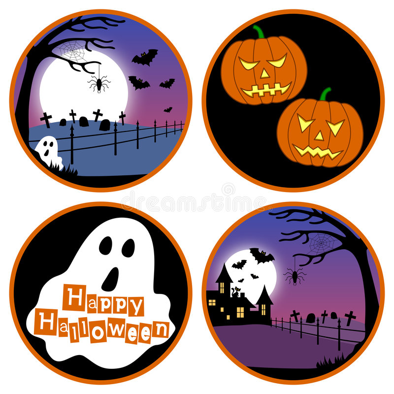Download Halloween Clip Art Stock Photography - Image: 5626922