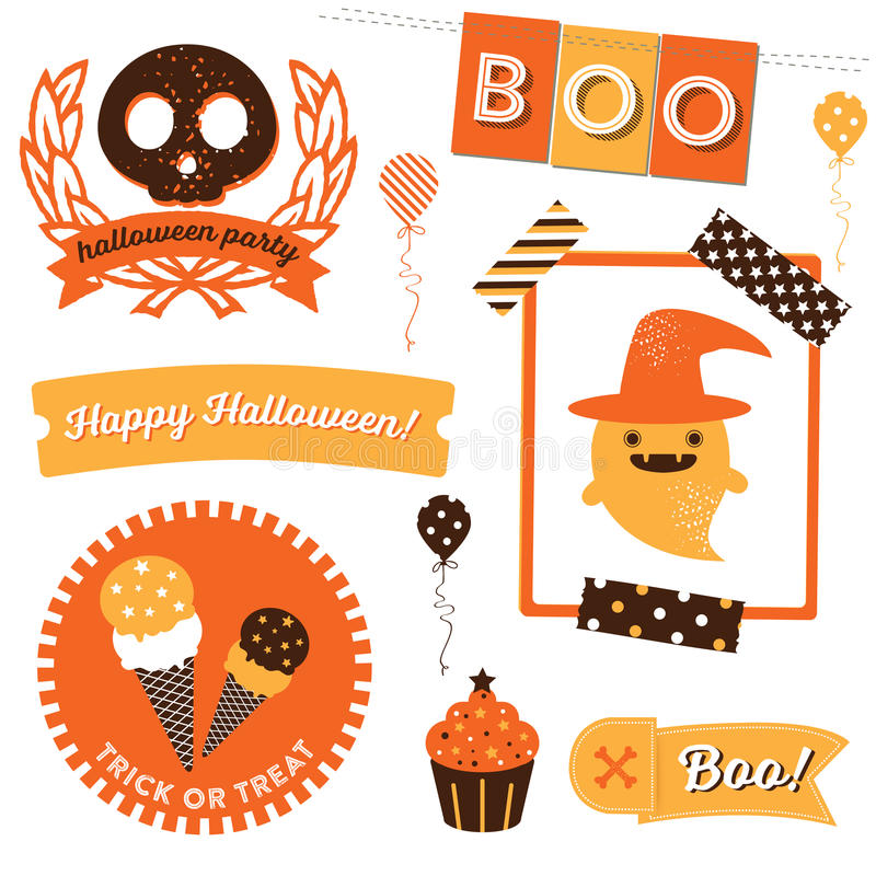 Incroyable Download Halloween Clipart Stock Vector. Illustration Of Horror   45201540