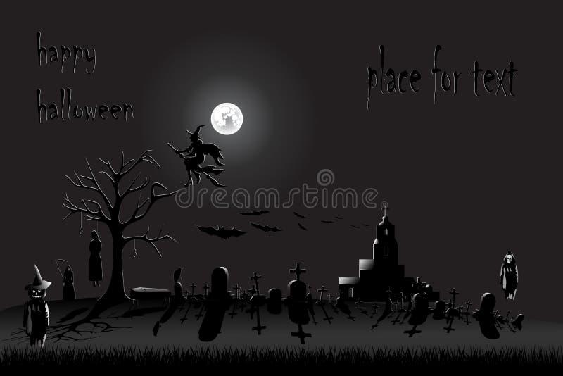 Halloween_coming lizenzfreie stockfotografie