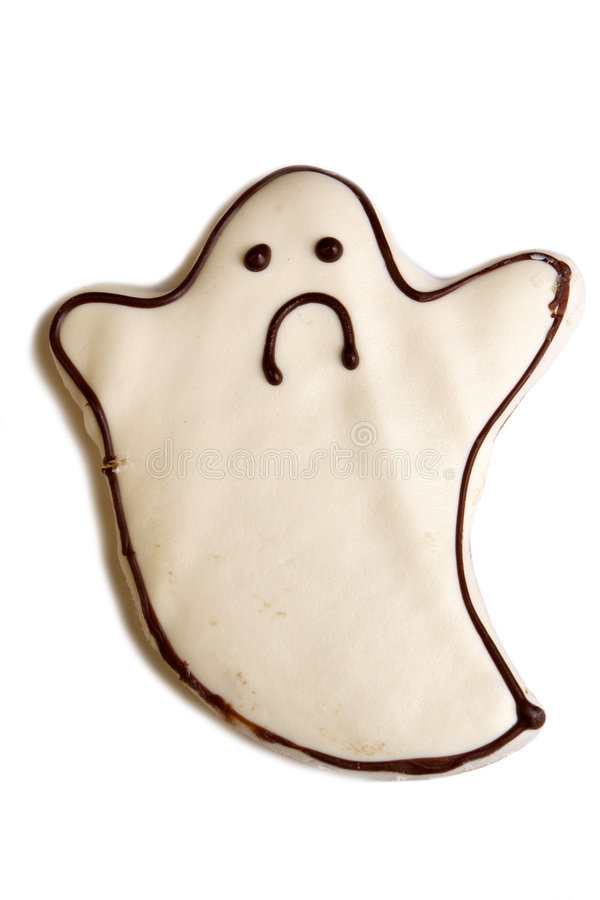 Free Halloween Cookie Royalty Free Stock Photography - 1569397
