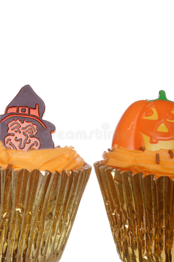 Download Halloween Cupcakes Stock Photo - Image: 1410100