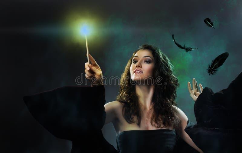 Halloween dag royaltyfri fotografi