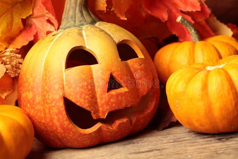 Halloween-decoratie stock afbeelding