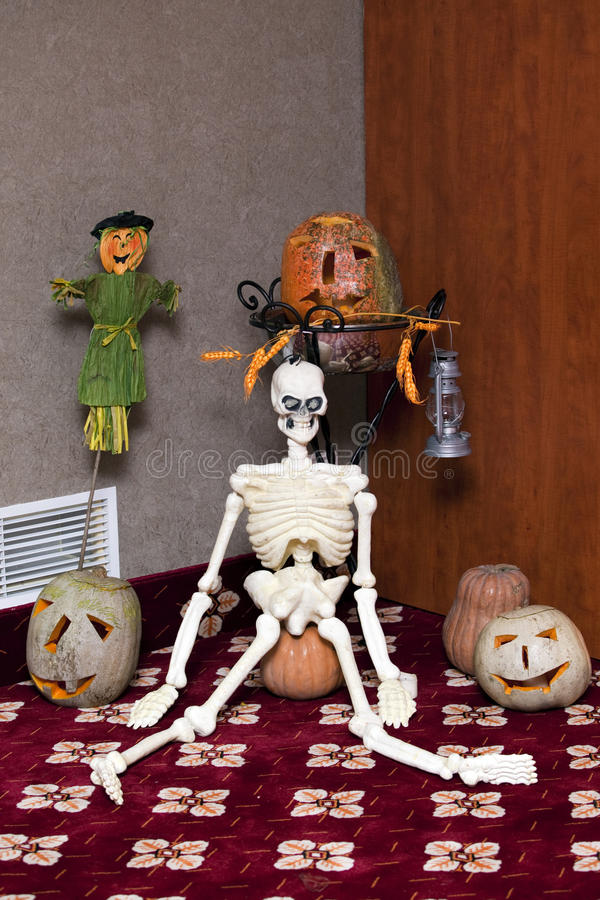 Download Halloween Decoration Royalty Free Stock Photos - Image: 11633948