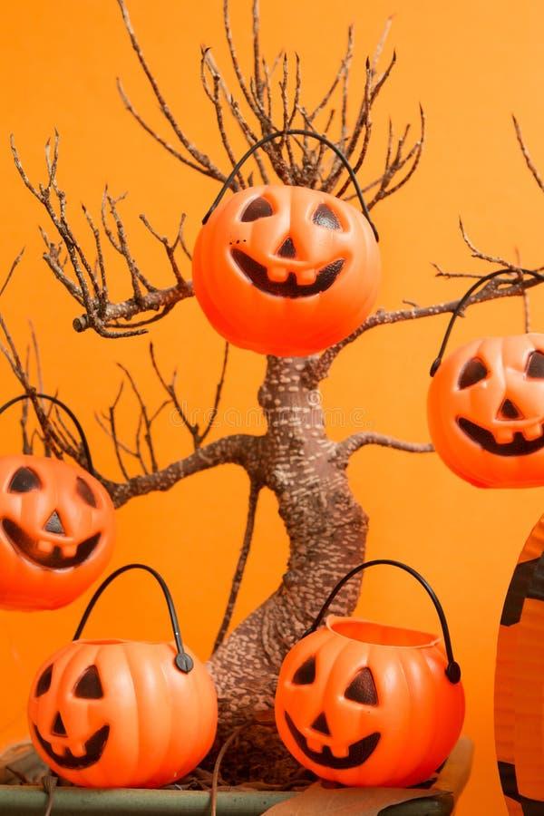 Halloween decoration stock photography