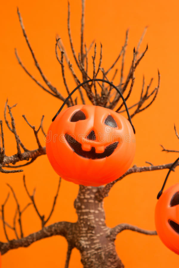 Halloween decoration royalty free stock photo
