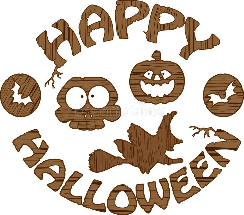 Download The Halloween  designs stock vector. Image of blood, happy - 15825200