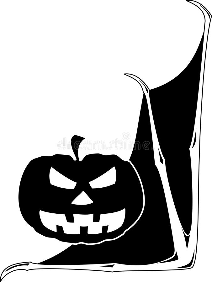 Download Halloween Element A Stock Photo - Image: 10656430