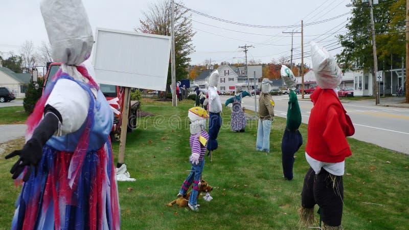 Halloween en América imagen de archivo libre de regalías