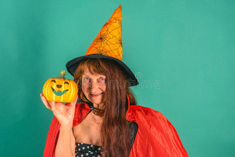 Halloween evil spell and magic royalty free stock photo