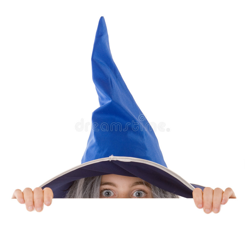 Halloween-Fahne stockfoto