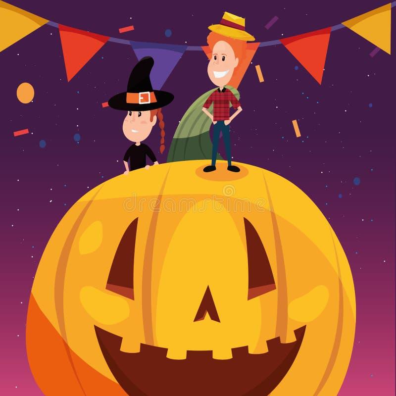 Halloween Feiertag