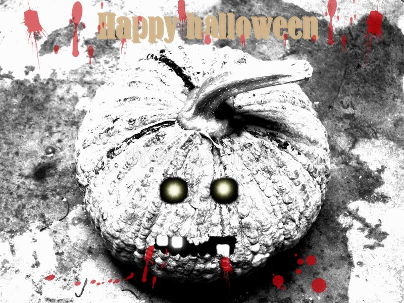 Halloween-Feiertage lizenzfreie abbildung