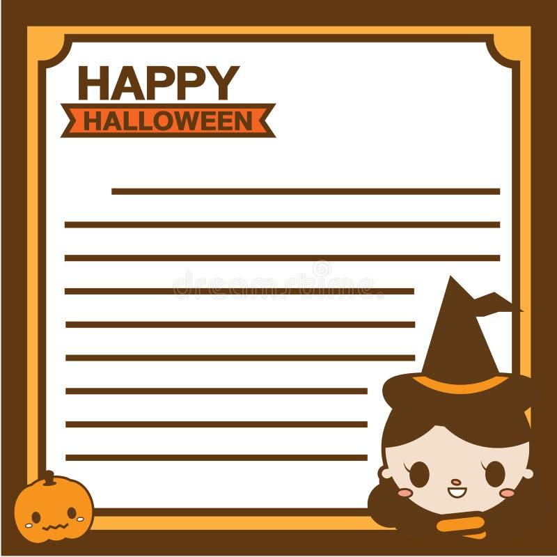 Halloween feliz 2 foto de stock royalty free