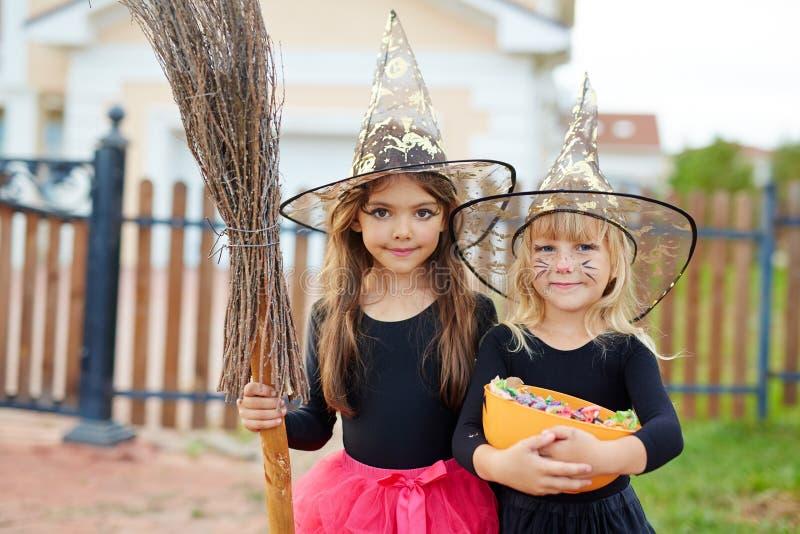 Halloween-Festival stock fotografie