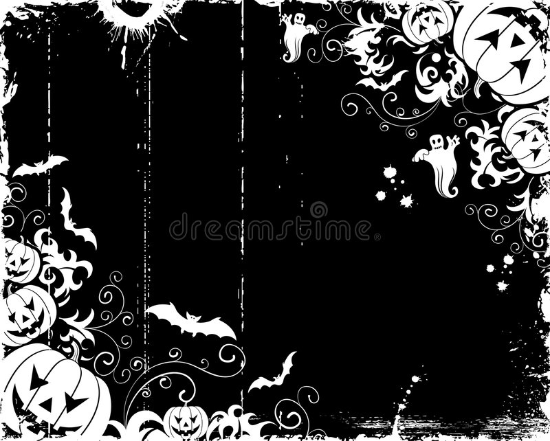 Download Halloween Frame Stock Photography - Image: 3253402