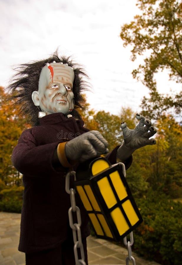 Halloween Frankenstein imagem de stock royalty free