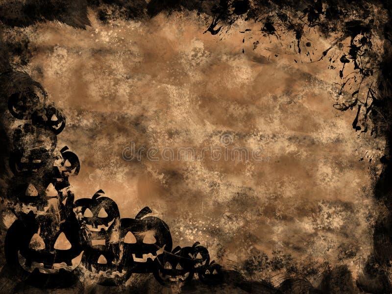 Download Halloween grunge stock illustration. Illustration of scary - 10908511