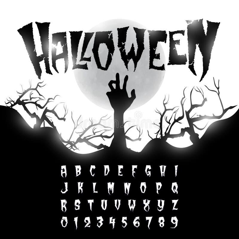 Beste Halloween Alphabet Buchstaben 2 Bilder - Druckbare Malvorlagen ...
