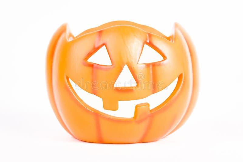 Halloween-hefboom-o-lantaarn royalty-vrije stock fotografie