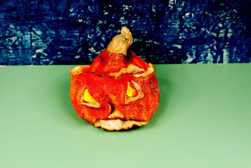 Halloween Hefboom-o-lantaarn & x28; Pumpkin& x29; royalty-vrije stock afbeelding