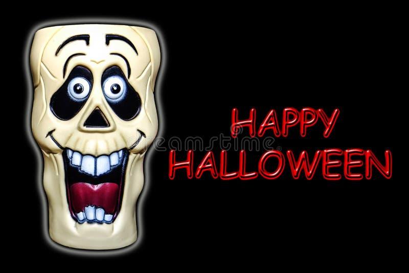 Halloween heureux image stock