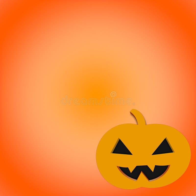 Halloween heureux, jour de Halloween illustration libre de droits