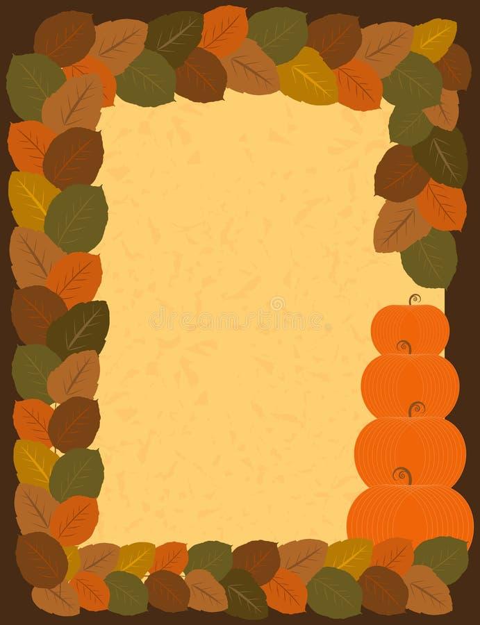 Halloween-Hintergrund vektor abbildung