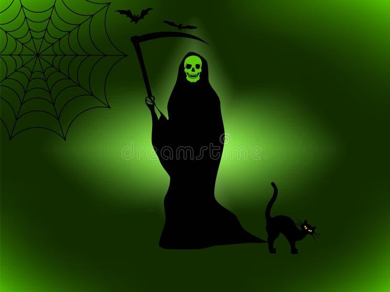Halloween in horror stock photos